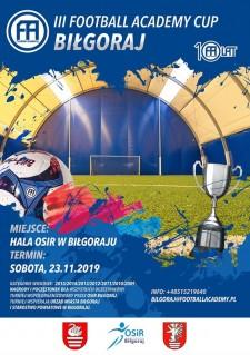 III Turniej Piłkarski Football Academy