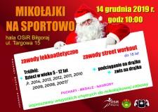 Mikołajki na sportowo 2019