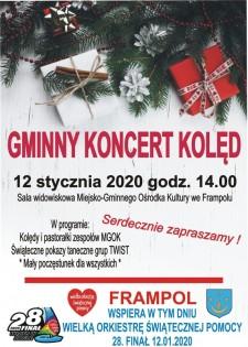 Gminny koncert kolęd