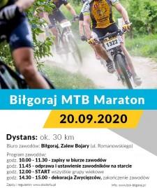 II Maraton MTB po Ziemi Biłgorajskiej