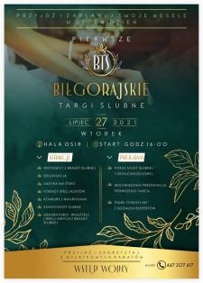 Pierwsze Biłgorajskie Targi Ślubne