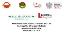 Mistrzostwa Polski Juniorek iJuniorów do 17 lat