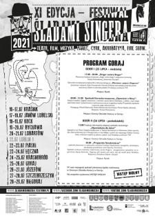 Festiwal Śladami Singera wGoraju