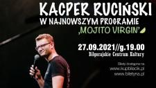 Kacper Ruciński wystąpi wBCK