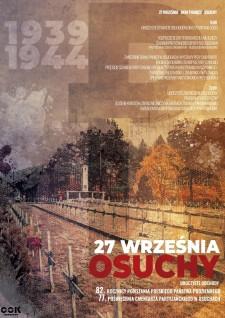 82. rocznica powstania Polskiego Państwa Podziemnego i77. pochówku partyzantów osuchowskich