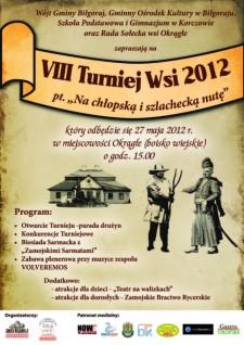 VIII Turniej Wsi 2012