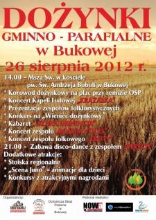 Dożynki Gminno - Parafialne
