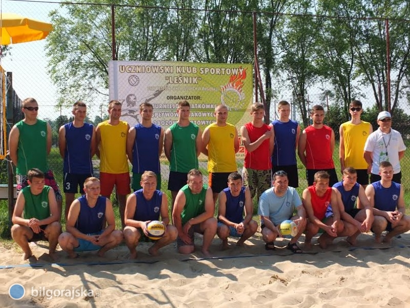 XVI Otwarty Turniej Siatkówki Plażowej