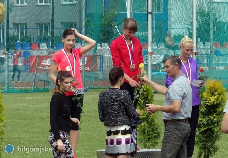 Dwa medale dla zawodników ZNICZA