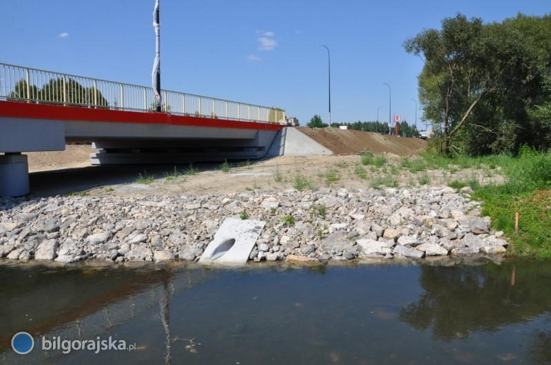 Jeszcze wtym tygodniu most na Al. Jana Pawła II będzie otwarty