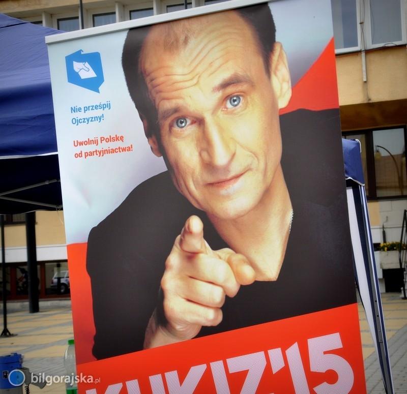 Lista kandydatów do Sejmu KWW Kukiz'15