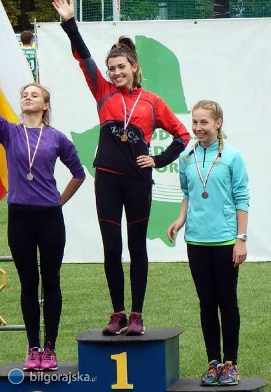 Złoty medal dla zawodniczki Znicza