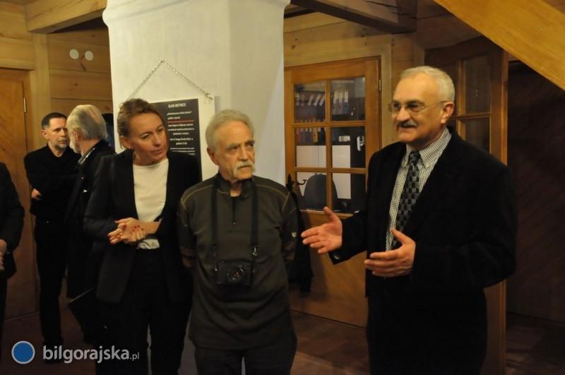 Inauguracyjna wystawa wDomu Singera