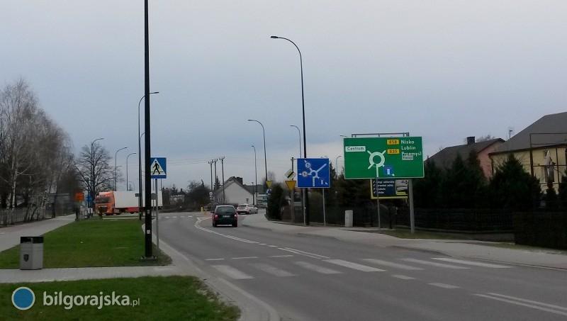 Stop dla ciężarówek