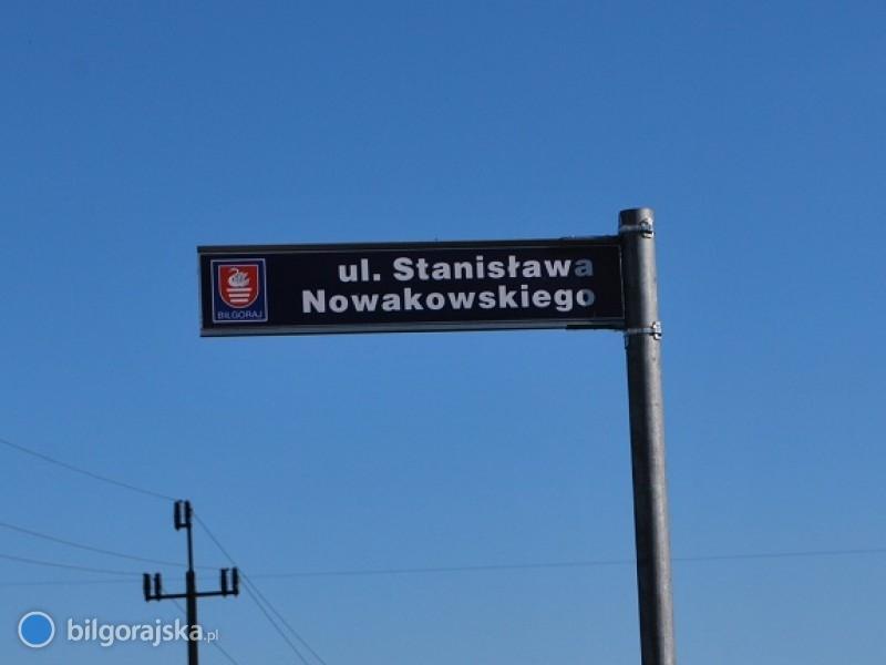 Plac budowy przekazany, rusza budowa ul. Nowakowskiego