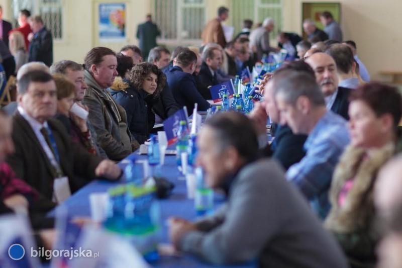 Reprezentanci Biłgoraja wZarządzie Okręgowym PiS