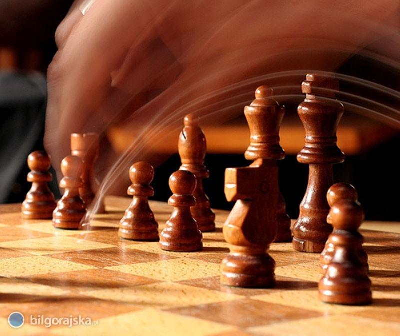 54 szachistów walczyło wturnieju