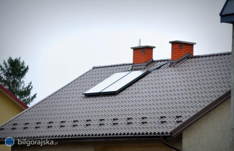 Są pieniądze na solary ikotły na biomasę