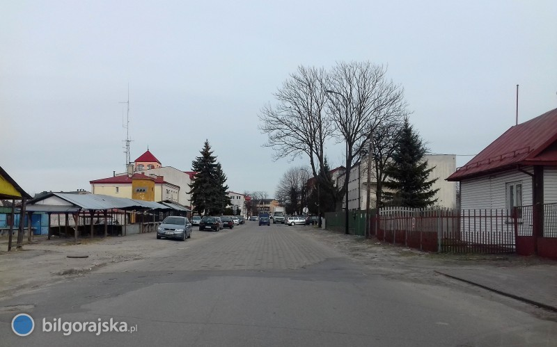 Plac budowy przekazany. Rusza remont ulicy Dąbrowskiego