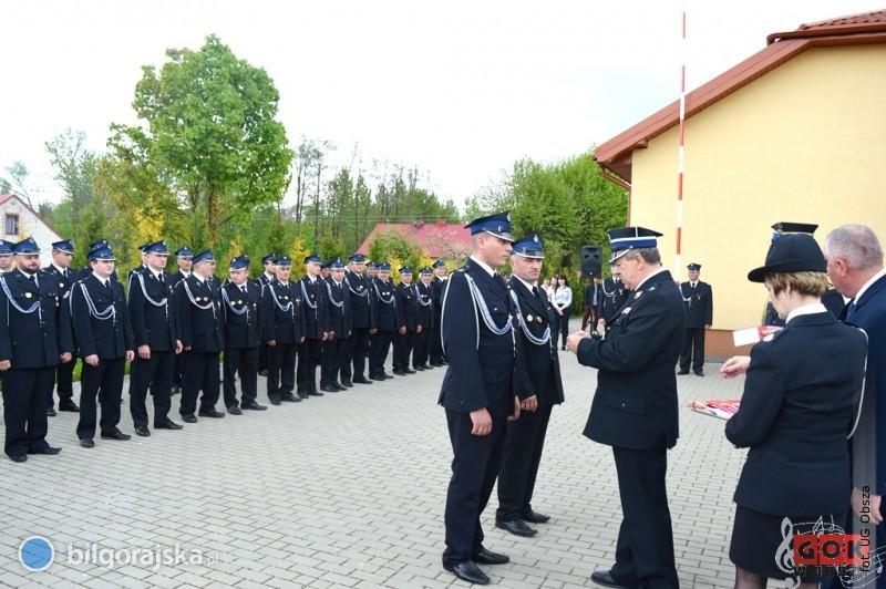 Jubileusz 90-lecia jednostki OSP wWoli Obszańskiej