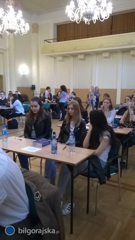 Gimnazjalistki finalistkami ogólnopolskiego konkursu
