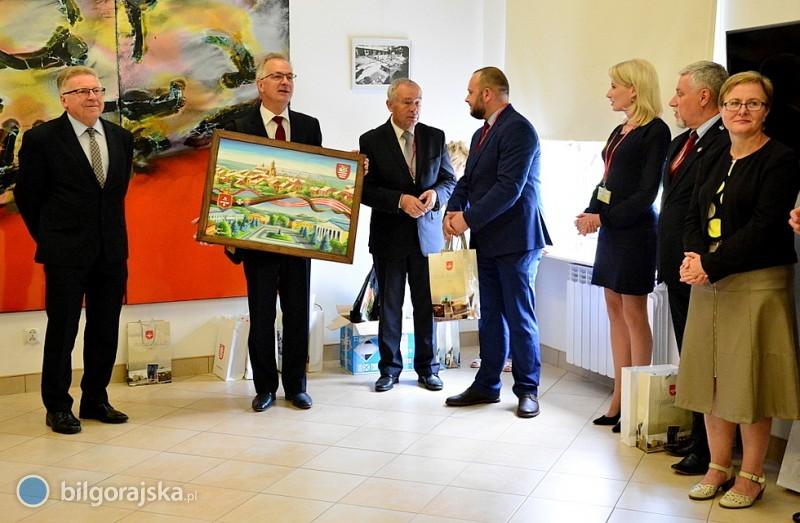 Współpraca ponad granicami - konferencja miast partnerskich