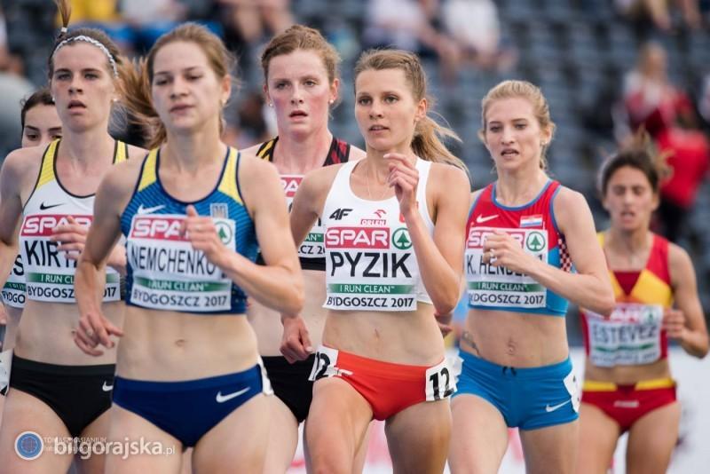 Weronika Pyzik na Mistrzostwach Europy U-23