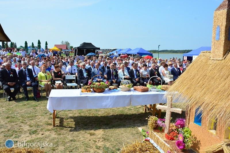 Dożynki powiatu biłgorajskiego