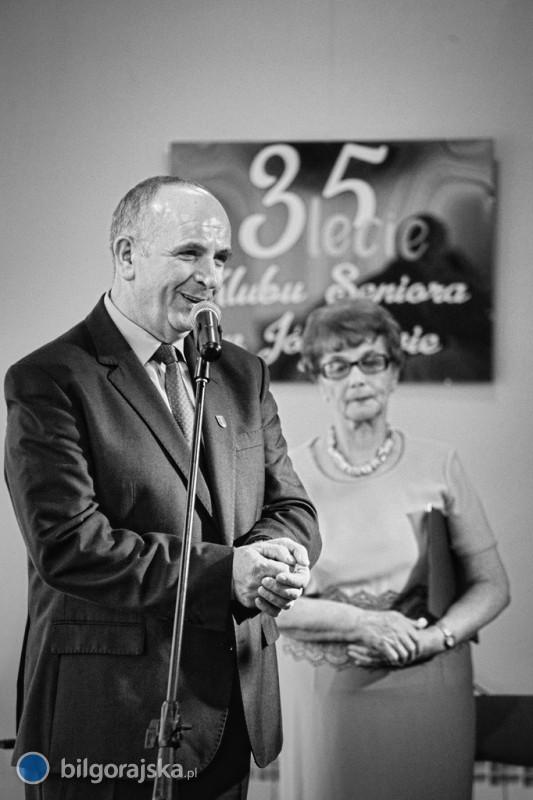 35 lat Klubu Seniora wJózefowie