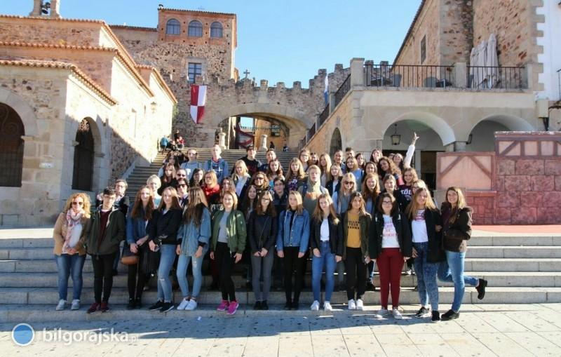 Hiszpańska przygoda licealistów ONZ-etu