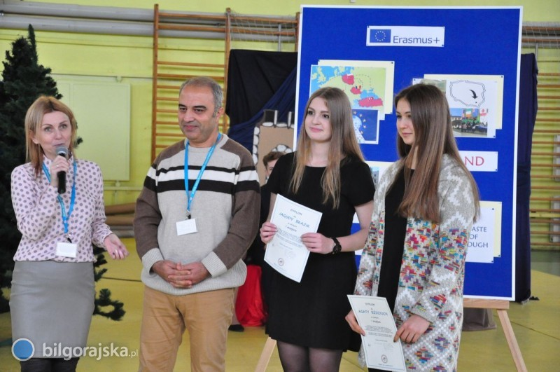 Inauguracja projektu Erasmus+ wZSBiO