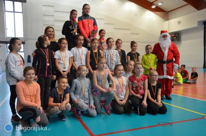 Sportowe Mikołajki zOSiR