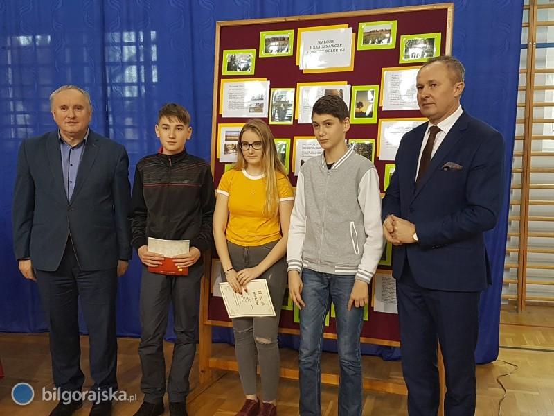 XXVIII Powiatowy Konkurs Wiedzy oZiemi Biłgorajskiej