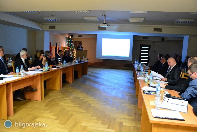 Budżet Biłgoraja na 2018 r. uchwalony