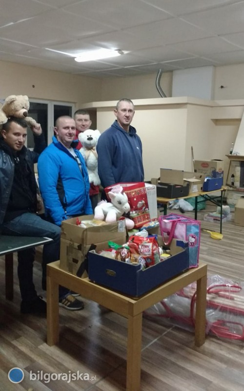 Mieszkańcy gminy Biłgoraj pomagali potrzebującym