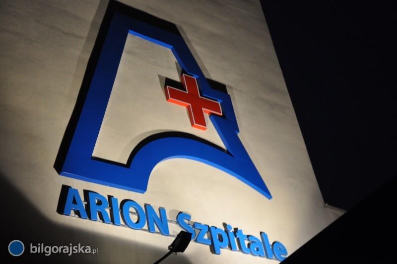 Ogłoszono upadłość spółki Arion Szpitale