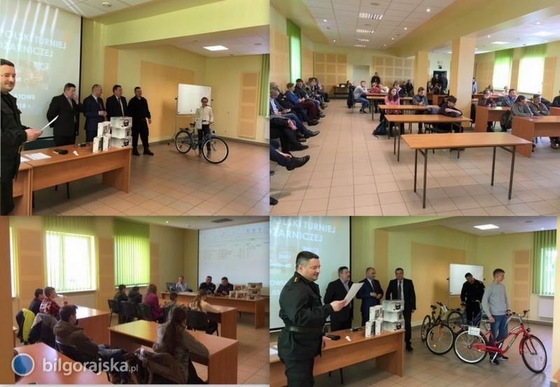 Oliwia, Bartek iTomek będą reprezentować powiat