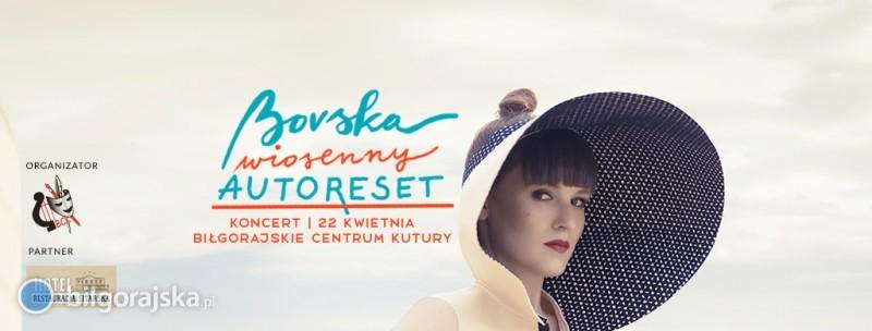 Wygraj bilety na koncert Bovskiej