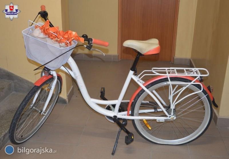 Ukradł rower izostawił go wlombardzie