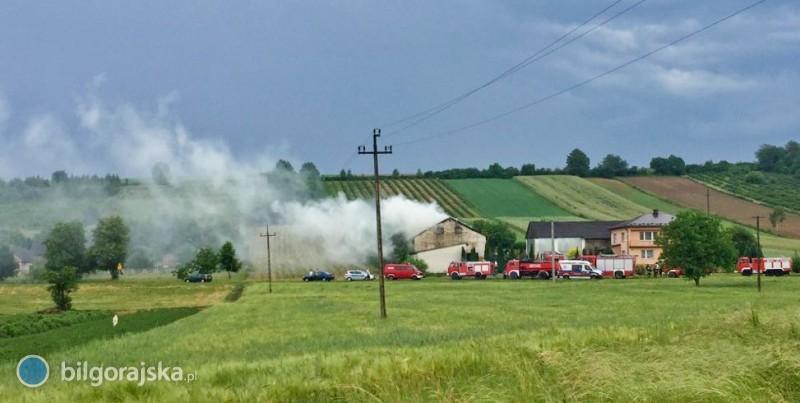 Pożary domu iobory