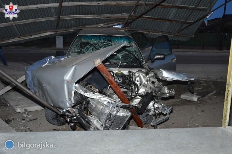 Nietrzeźwy kierowca potrącił pieszych. 45-latek nie żyje [AKTUALIZACJA]