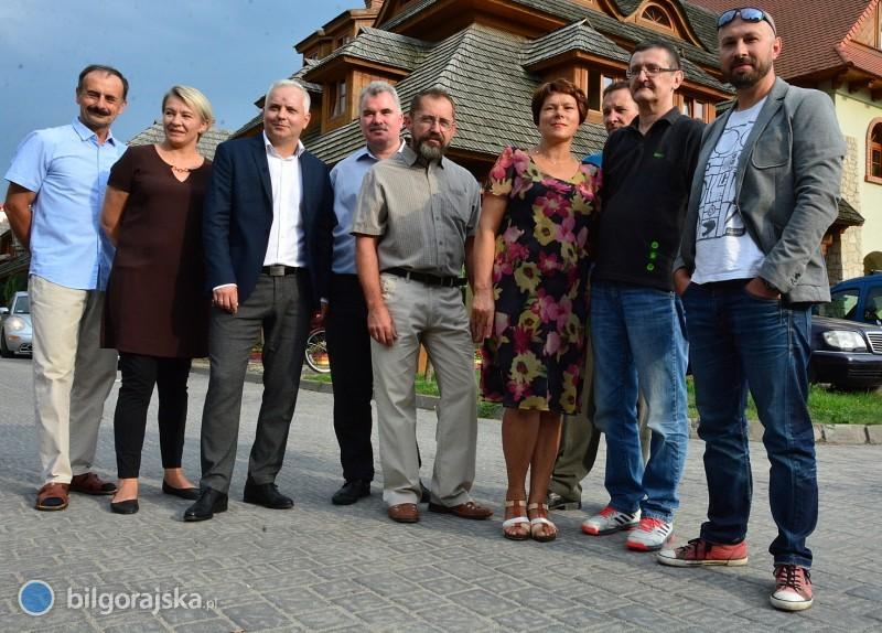 KWW Biłgoraj XXI przedstawił kandydata na burmistrza