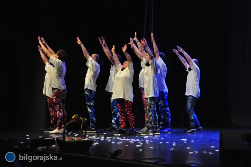 Niepełnosprawni artyści na biłgorajskiej scenie