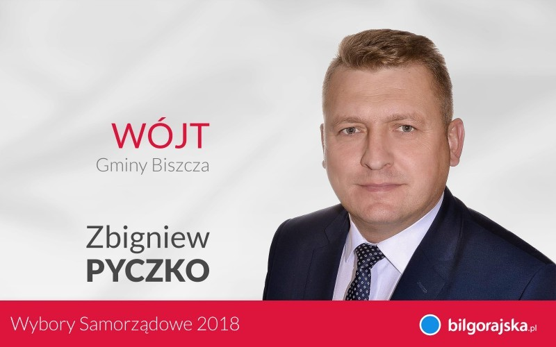 Oficjalne wyniki wyborów - Biszcza
