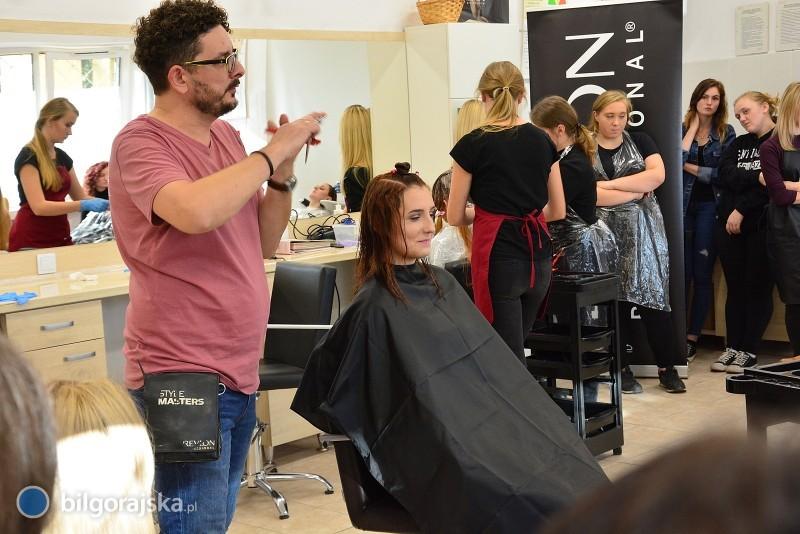 Szkolenie fryzjerskie zczłonkiem Loży Honorowej Świata Fryzjerstwa