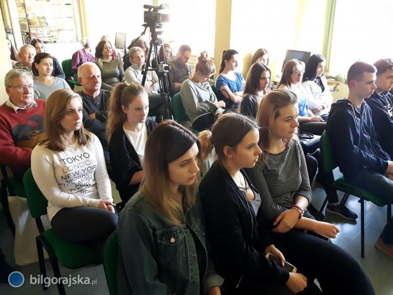 """""""Biłgorajskie refleksje oOjczyźnie. W100. rocznicę odzyskania niepodległości"""""""