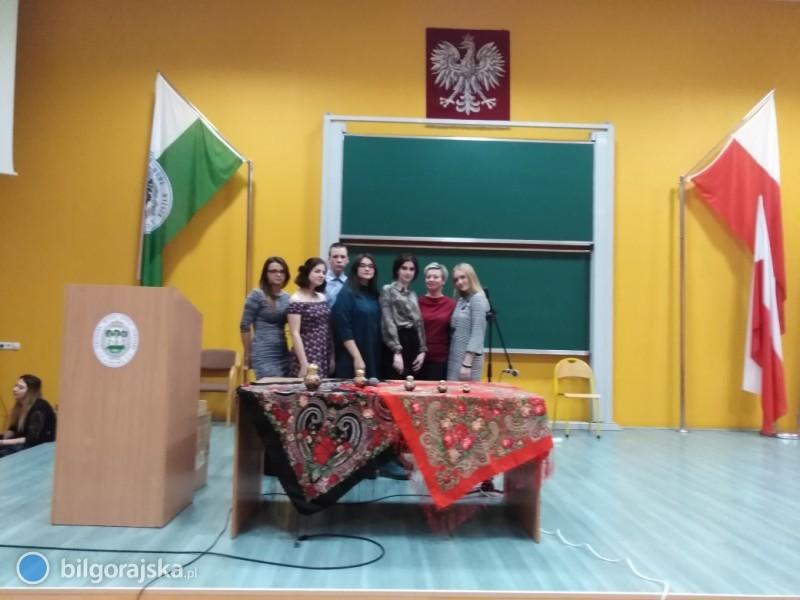 Sukces uczniów ZSZiO wV Wojewódzkim Konkursie Pieśni iPoezji Rosyjskiej
