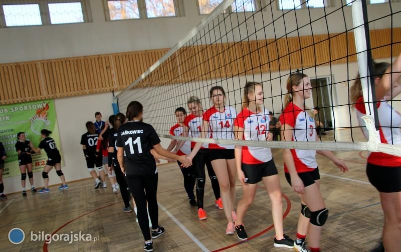 V Turniej Piłki Siatkowej Dziewcząt