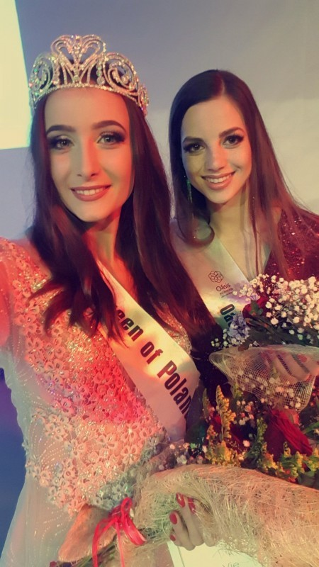 Dominika Grabias została Queen of Poland