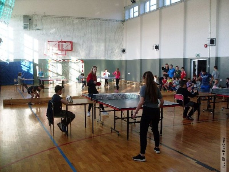 Pierwszy mikołajkowy turniej tenisowy
